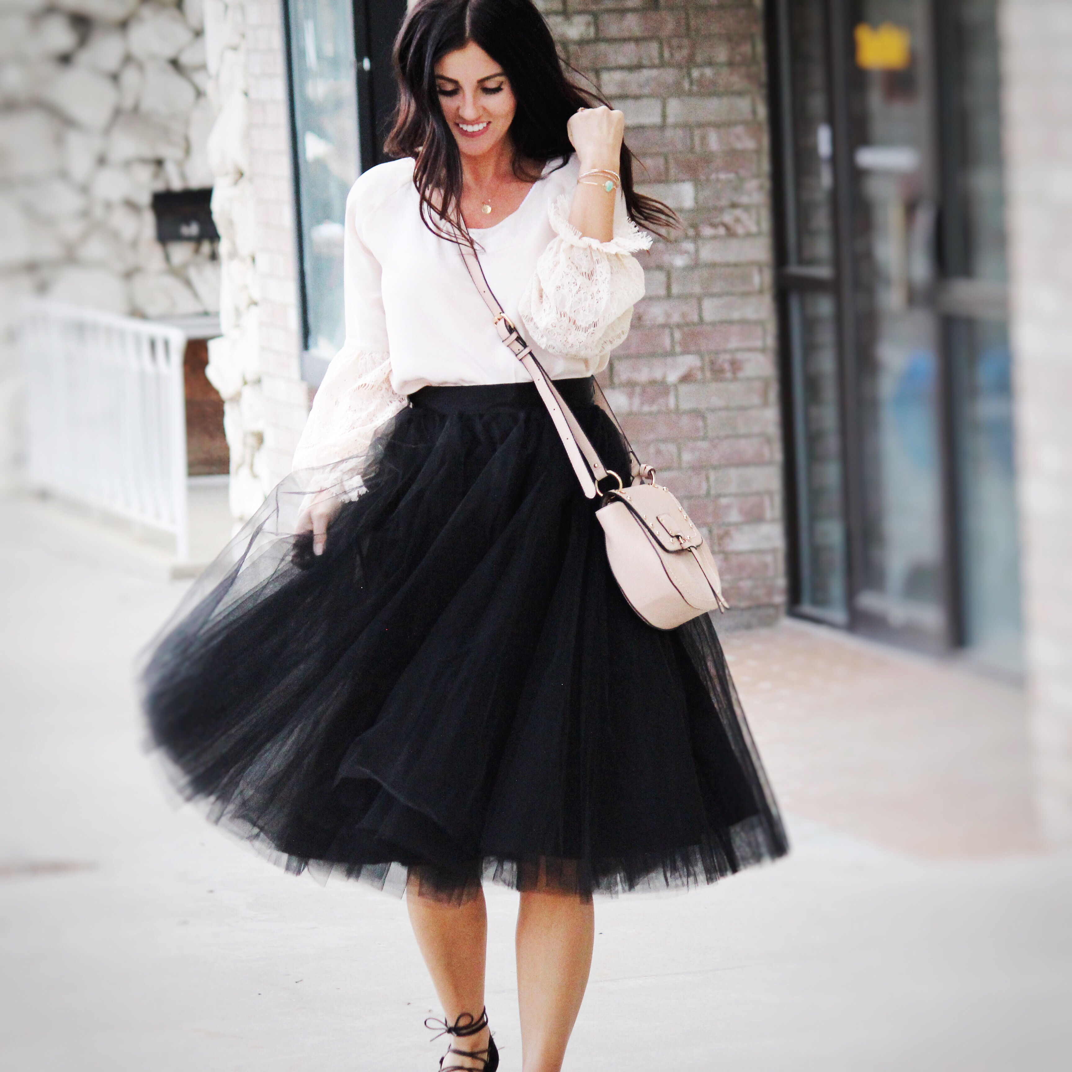 a151e32ecb space 46 boutique, tulle skirts, salted sisters, ballerina flats, lace ups,  ...